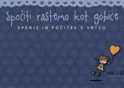Vrtec Tržič, 2014, Spočiti rastemo kot gobice, Spanje in počitek v vrtcu, zloženka 3c